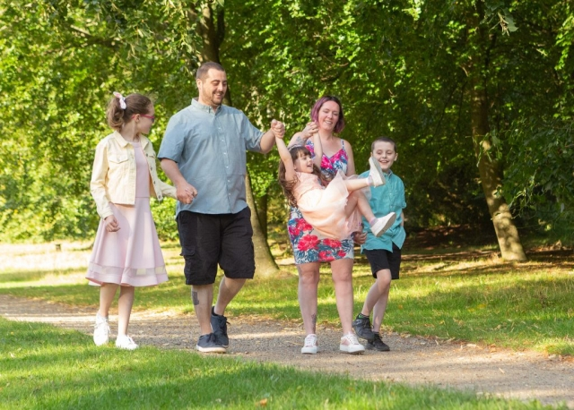 Guildford family photographer