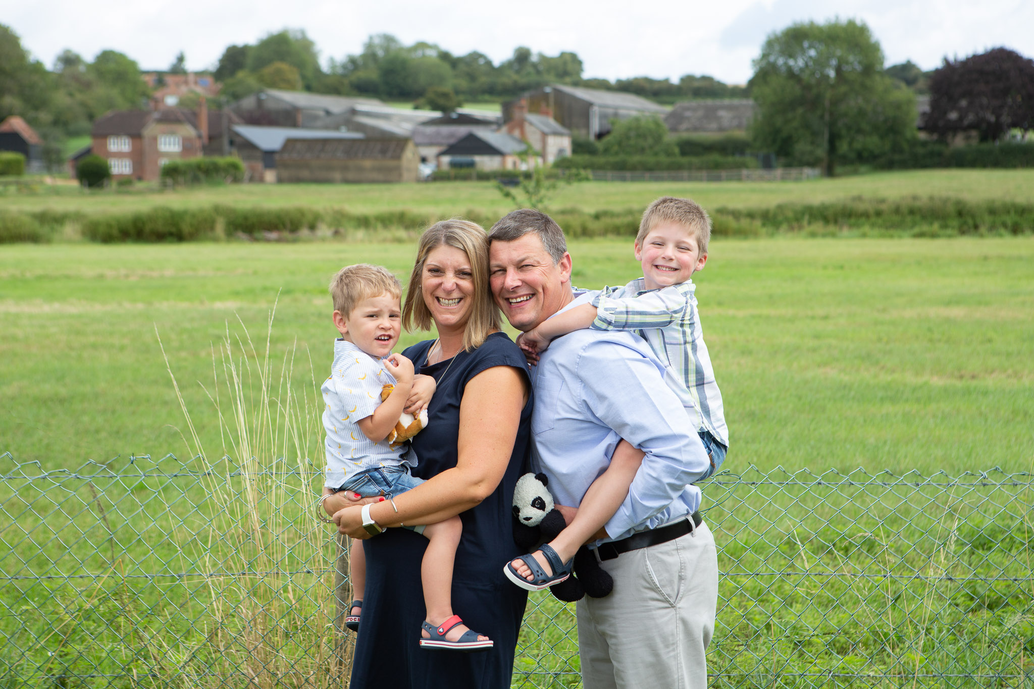 Guildford and Hampshire family photographer